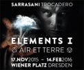 sarrasani trocadero elements I air et terre